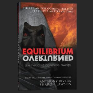 equilibrium overturned reaper cover anthony rivera grey matter press