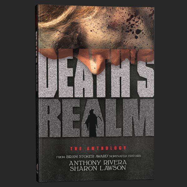 death's realm living dead girl cover anthony rivera grey matter press