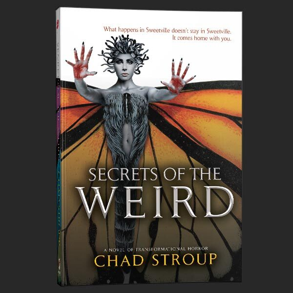 secrets of the weird primordial cover chad stroup grey matter press