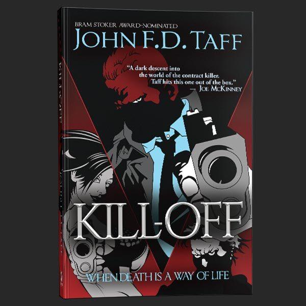 kill off john fd taff grey matter press