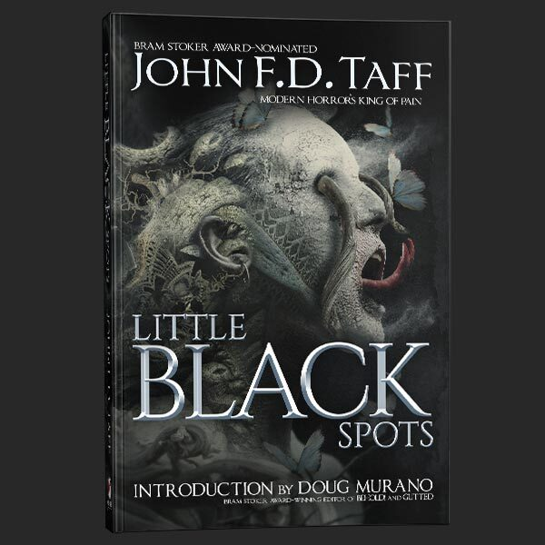 little black spots john fd taff grey matter press