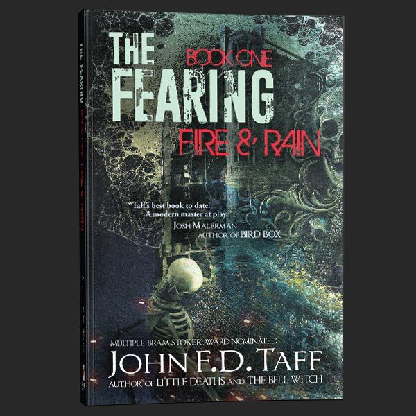 the fearing book 1 john fd taff grey matter press