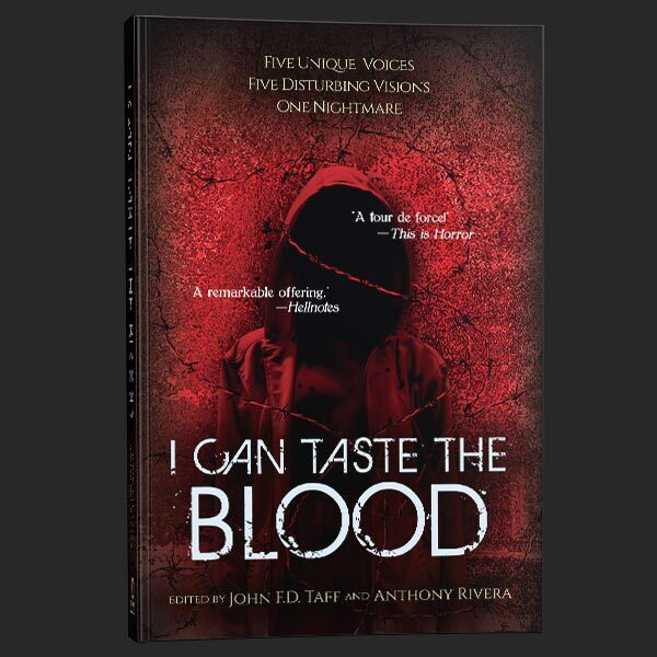 i can taste the blood anthony rivera grey matter press