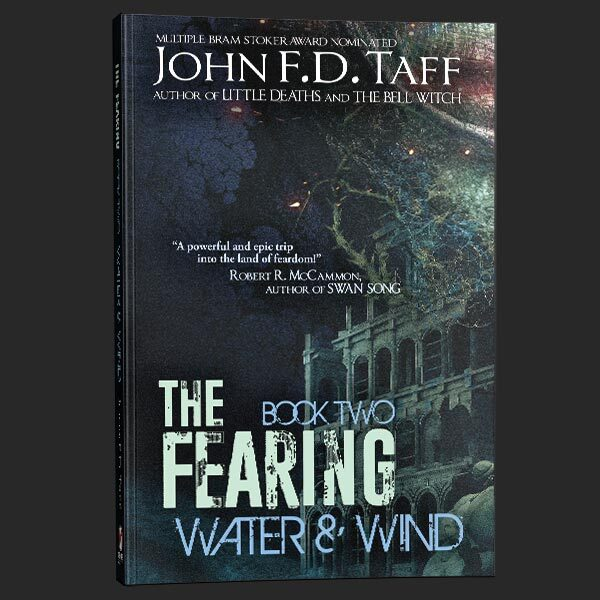 the fearing book two john fd taff grey matter press
